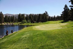 golf course in mammoth